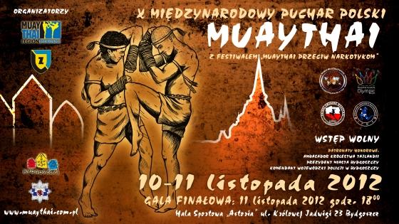 x miedzynarodowy puchar polski muaythai